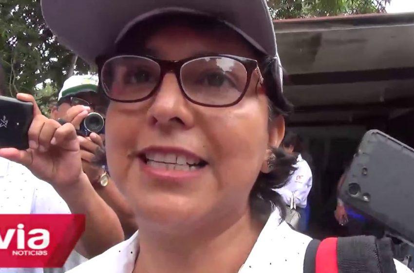 Tarapoto: Ministra de Trabajo señala que en San Martín no hay casos de coronavirus