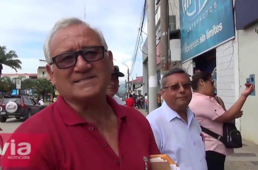 Tarapoto: turistas peruanos y extranjeros se encuentran varados en la ciudad