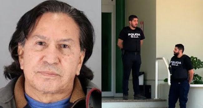 Alejandro Toledo pide que lo liberen por temor a contagiarse de COVID-19