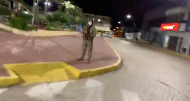 Coronavirus: así lucen las calles de Tarapoto tras el estado de emergencia