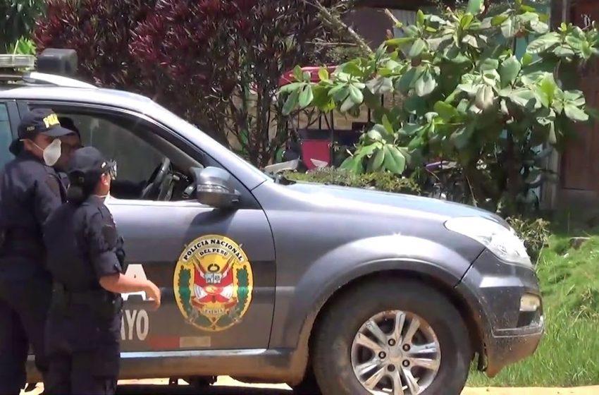 Vecinos del APU claman apoyo para mototaxista en cuarentena