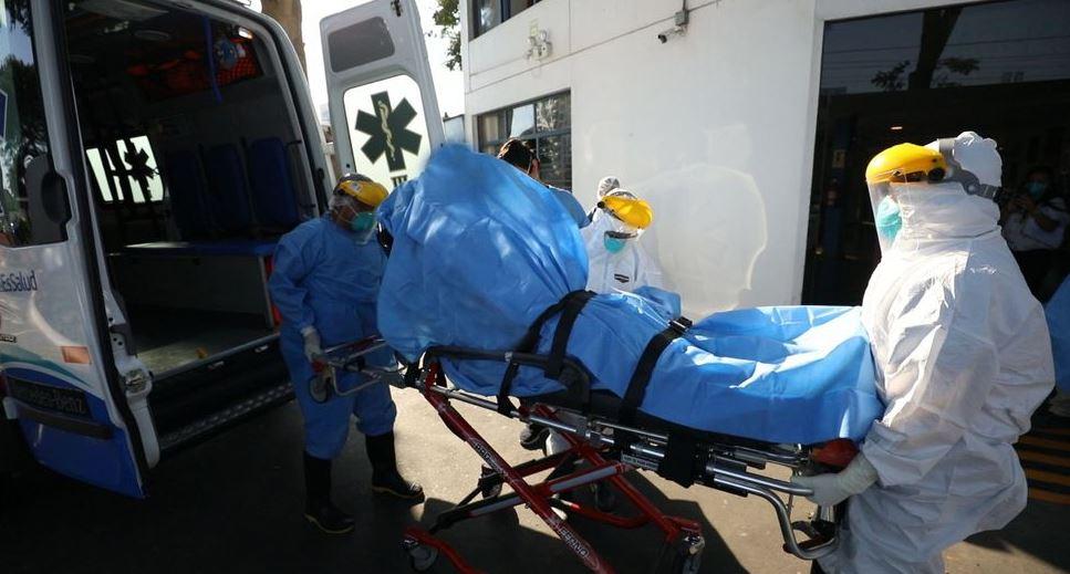Alto Mayo: gestante y bebé fallecen en Hospital de Moyobamba
