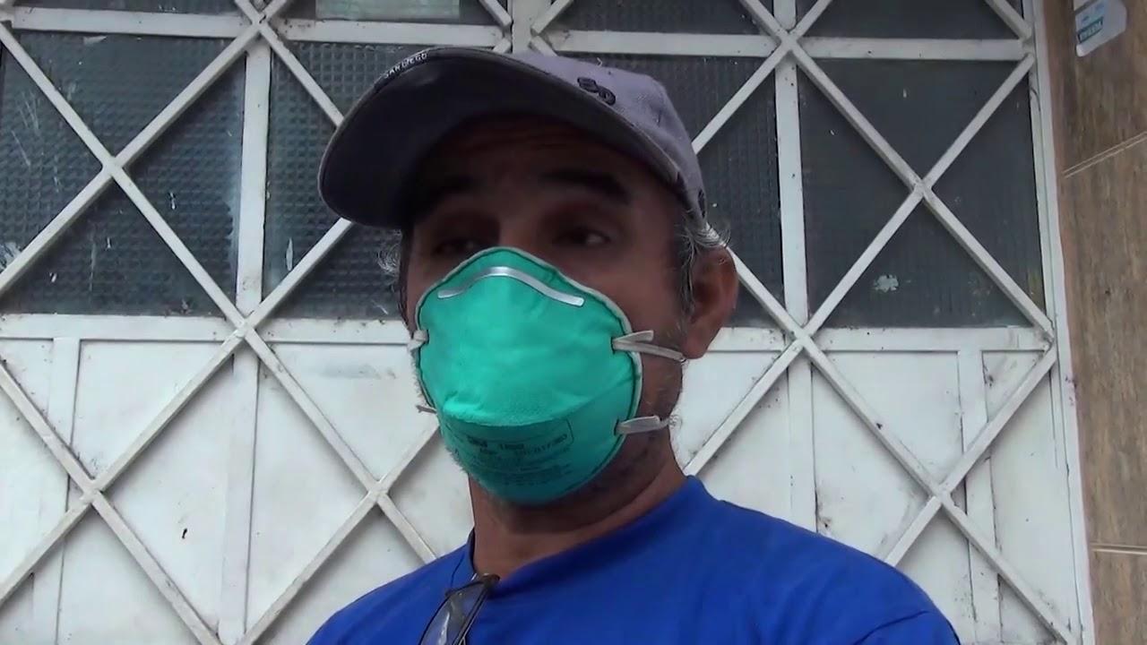 Decenas de personas de de Chazuta llegan a Tarapoto a cobrar beneficios sociales