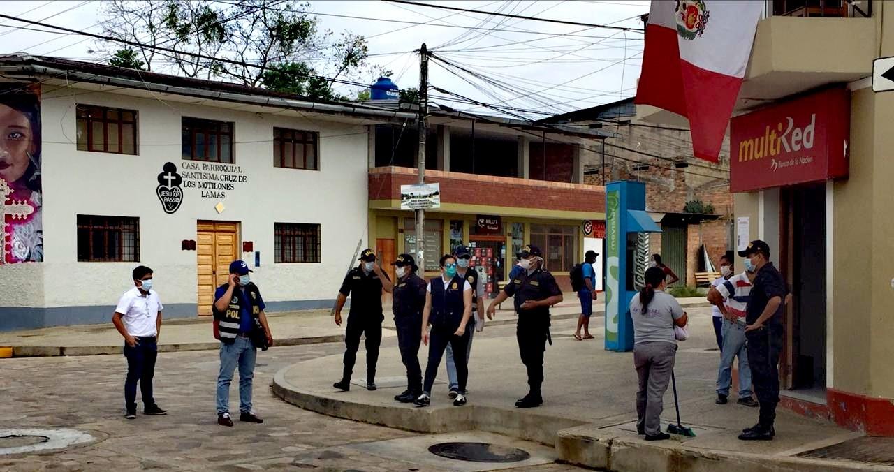 Fiscalía Anticorrupción intervino municipio de Lamas por presuntas irregularidad en plena Emergencia Nacional