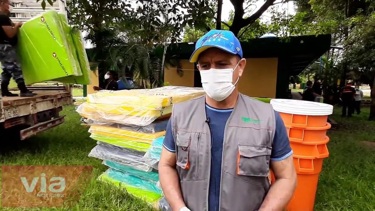 Tarapoto: Municipio cubrirá gastos de alimentación de personas en cuarentena
