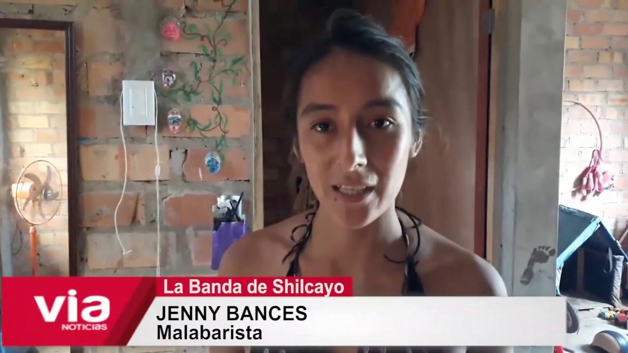 Tarapoto: pareja de malabaristas recibe apoyo de Manos Unidas