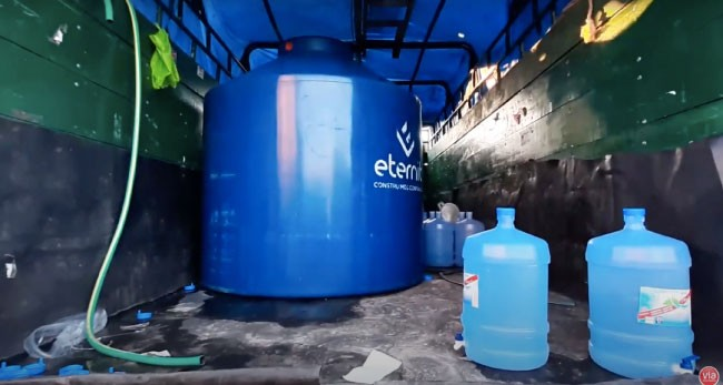 Tarapoto: policía y fiscalía investigan a  empresa de agua «Montaña Dulce»