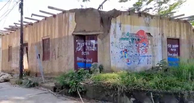 Tarapoto: consumidores de estupefacientes  se instalan en casa abandonada