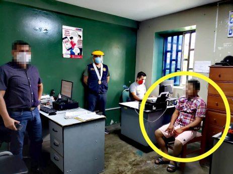 Prisión preventiva para dos sujetos por presunto robo agravado en Nueva Cajamarca