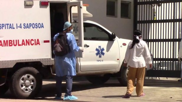 Tarapoto: confirman que vienen descendiendo los casos de covid