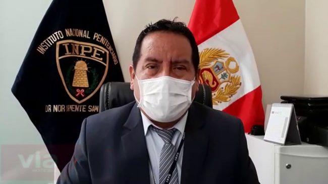 Instalan cámara de desinfección en penales de San Martín y Loreto