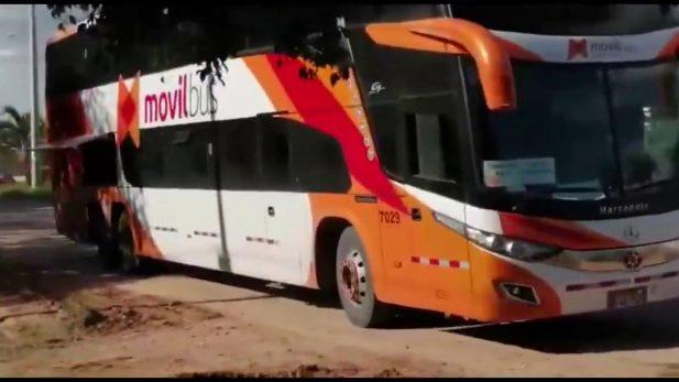 Picota: 72 personas que se encontraban varadas  llegan a su localidad de origen