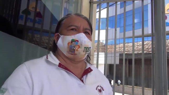 Confirman que este sábado culmina la campaña para la planta de oxígeno