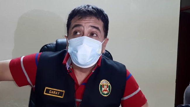Tarapoto: capturan a un presunto microcomercializador  de drogas