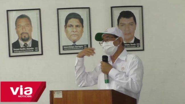 Tarapoto: GORESAM adquirirá 3 plantas para la producción de oxigeno medicinal