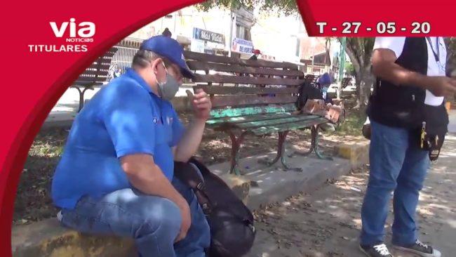 Titulares 27 de Mayo del 2020 – VIA Noticias de Tarapoto