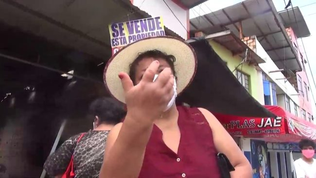 Vecinos del barrio Comercio exigen reubicación de pasajeros en cuarentena