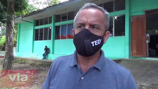 Gobernador solicita ampliar toque de queda en tres provincias de San Martín