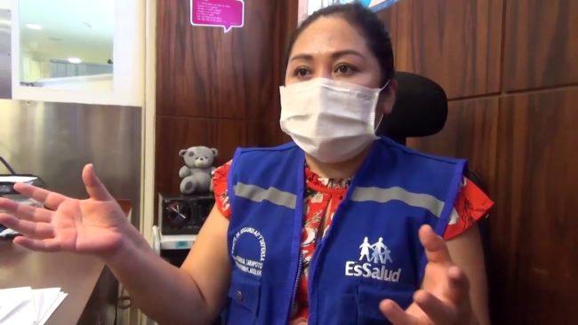 En hospital de EsSalud se incrementan las cifras de pacientes con COVID-19
