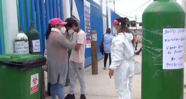 Tarapoto: denuncian desaparición de manómetros en hospital de EsSalud