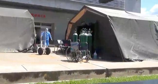 Ingenieros consideran que planta de oxígeno del Hospital II-2 es reparable