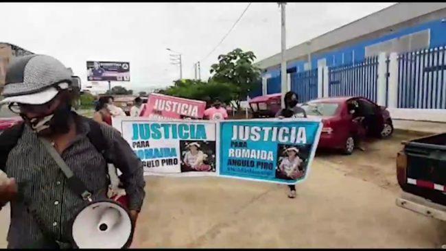 Protestan frente a EsSalud por muertes declarados sospechoso al COVID-19