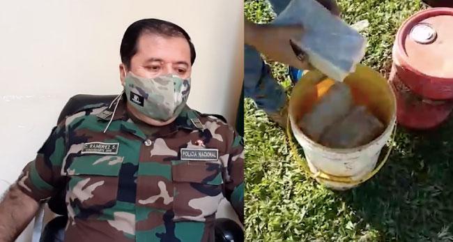 Depotad asesta nuevo golpe al narcotráfico en el Bajo Huallaga