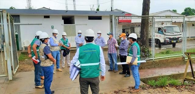 Dirigente de base cuestiona la demora en la implementación Hospital covid en la Banda de Shilcayo
