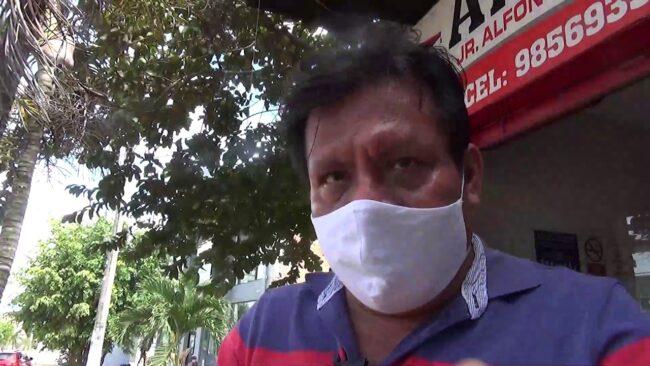 Mototaxistas consideran no tener respaldo de las autoridades para implementar plan COVID
