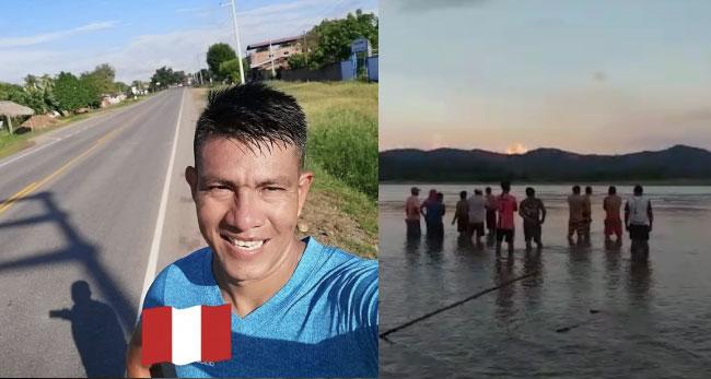Tragedia en San Hilarión: hombre de 35 años y menor de 16 perecieron en el Huallaga