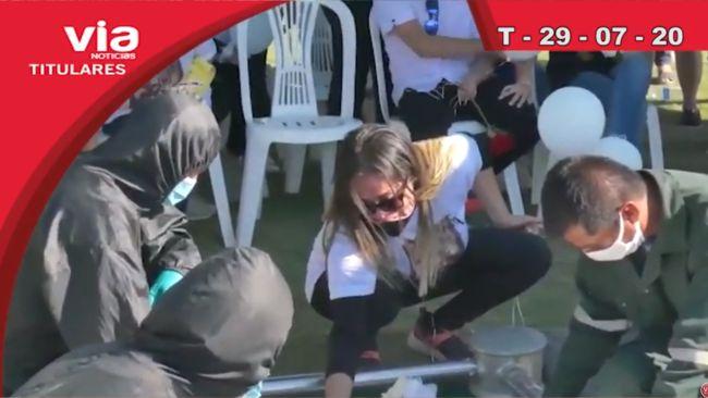 Titulares 29 de julio del 2020 – VIA Noticias de Tarapoto