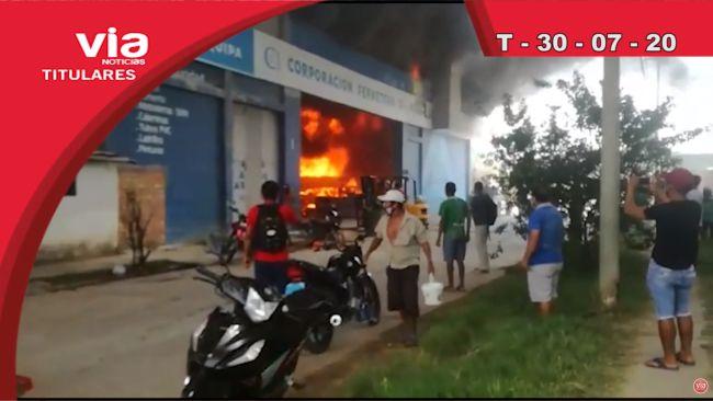 Titulares 30 de julio del 2020 – VIA Noticias de Tarapoto