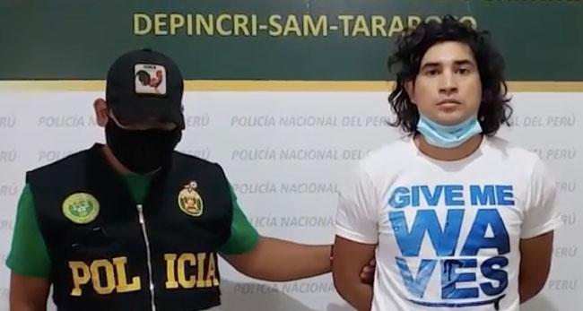 Tarapoto: situación legal de joven denunciado por violación