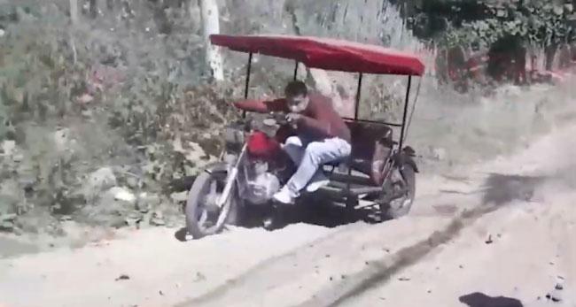Mototaxistas informales  evaden control de las autoridades