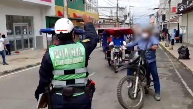 Retoman emisión de licencias de conducir clase B en Tarapoto