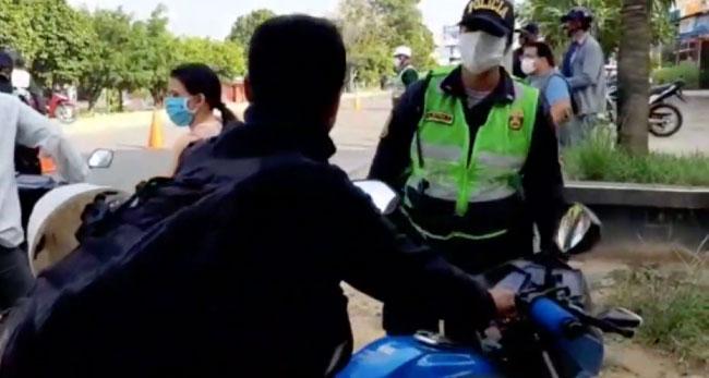 PNP: continúan operativos por ruidos molestos en Tarapoto