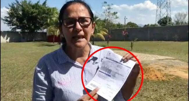 Congresista Robertina Santillana beneficiada con bono electricidad pide que no se le otorgue