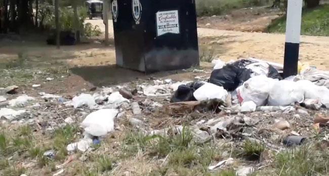 Exigen plan de manejo de residuos sólidos en La Banda de Shilcayo