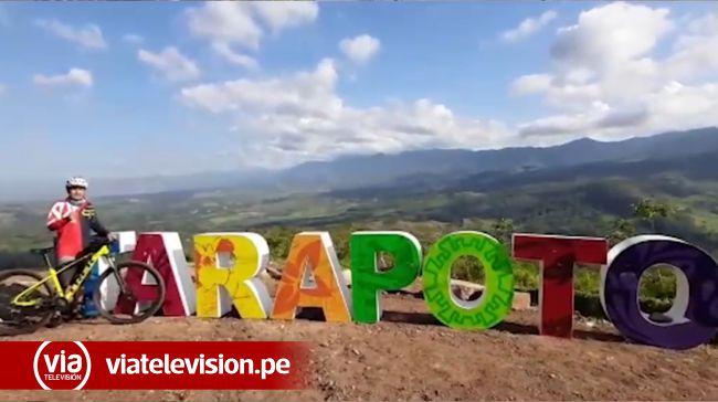 Asociación de Tarapoto impulsa uso de la bicicleta para recorrer lugares turísticos