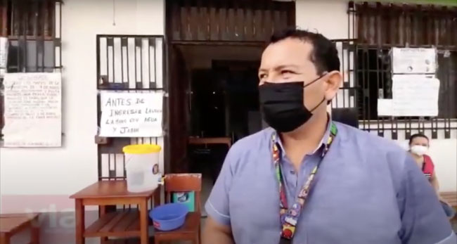 Reinician atenciones médicas en el centro de salud del barrio Huayco