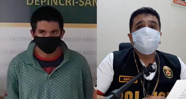 Tarapoto: detienen a sujetos involucrados en hurto de motocicleta