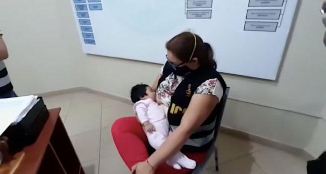 Picota: recién nacida fue abandonada  por su madre en una bodega