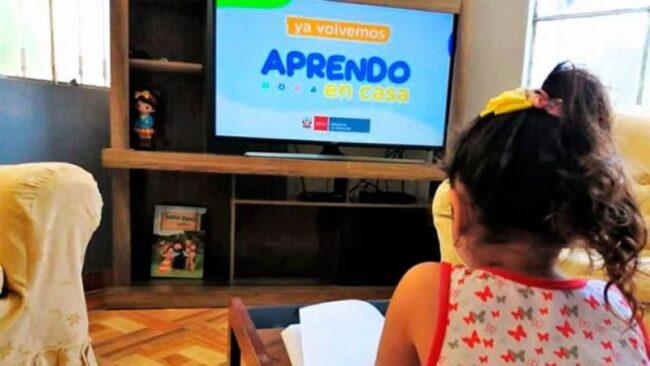 Alrededor de 25 mil estudiantes de la región San Martín no acceden a «Aprendo en Casa»