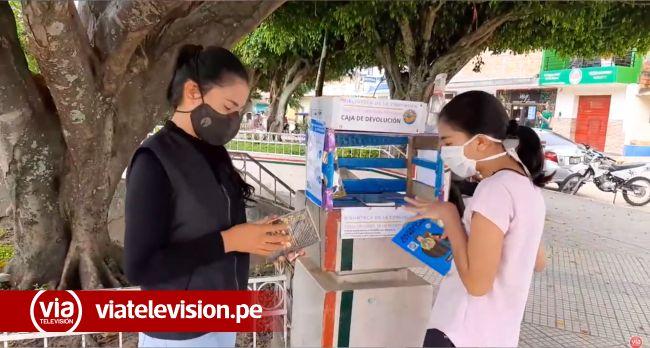 """Comisaría impulsa iniciativa denominada """"Biblioteca de la confianza"""""""