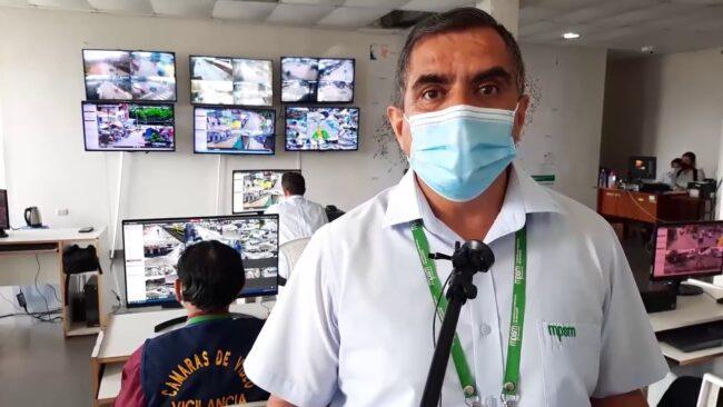 Tarapoto: instalan 10 cámaras de seguridad  en diversos sectores de la ciudad