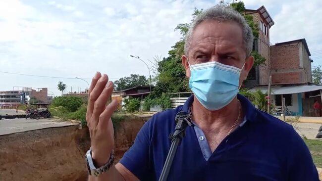 Solicitan a Tedy del Águila cumpla su promesa de agua potable