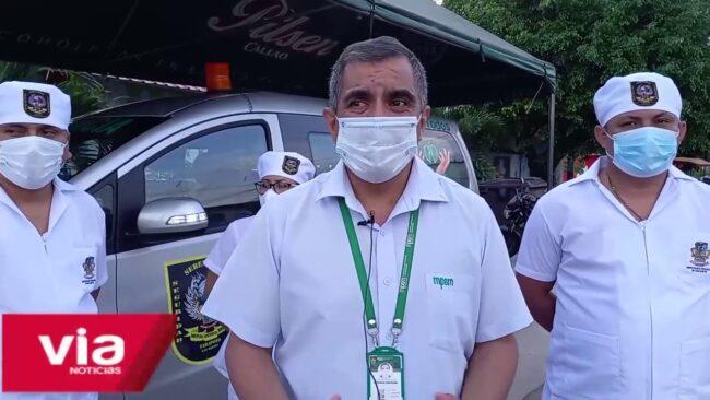 Implementan con ambulancia a serenazgo de Tarapoto