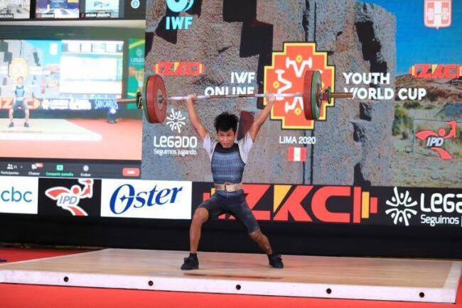 De Saposoa al podio: Perú obtiene ocho medallas en Mundial Sub 17
