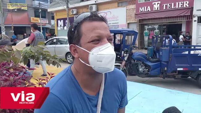 Promotor de revocatoria cuestiona actitud del alcalde de Tarapoto
