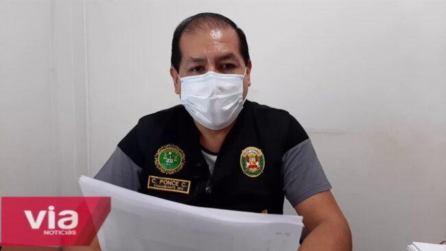 Recuperan nueve tablets que fueron  hurtadas del hospital Essalud de Tarapoto